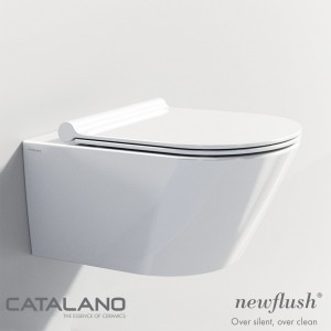 Catalano New Flush do deski USPA Design